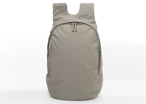 Allegra backpack with front zipped pocket