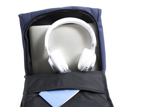 Bell Backpack with 2 outside pockets