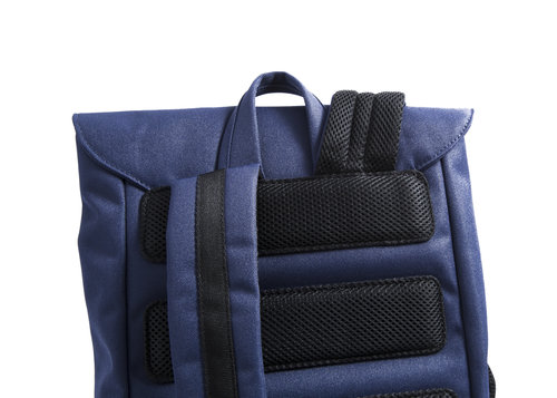 Bell Backpack with flap and 2 buckles