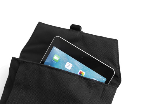 Bell Slim bag with external pocket