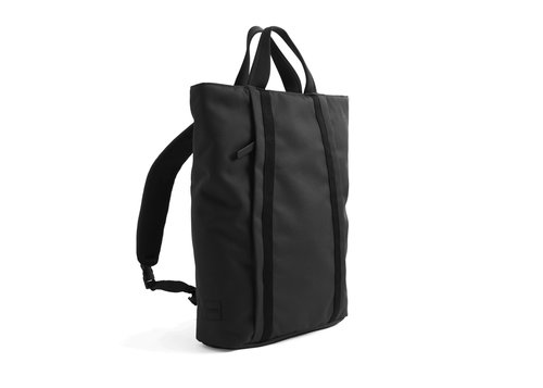 Bell Flat backpack with top zipper closure