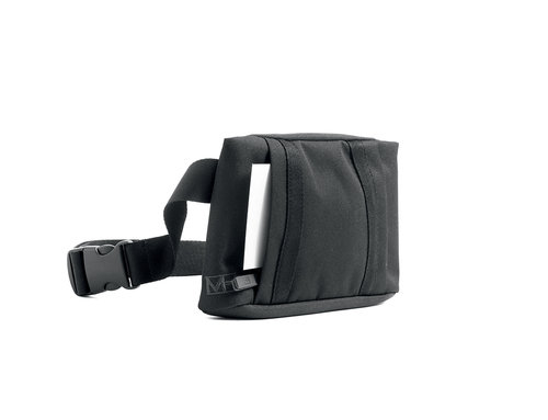 Bell Waist bag with external pocket