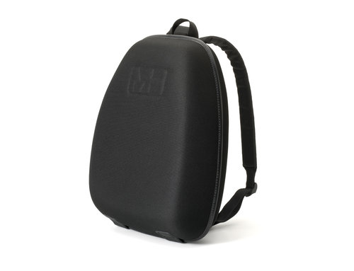 Impronta Thermoformed backpack with zip closure